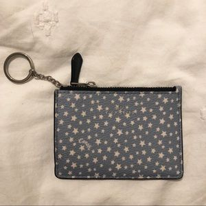Coach Star card holder